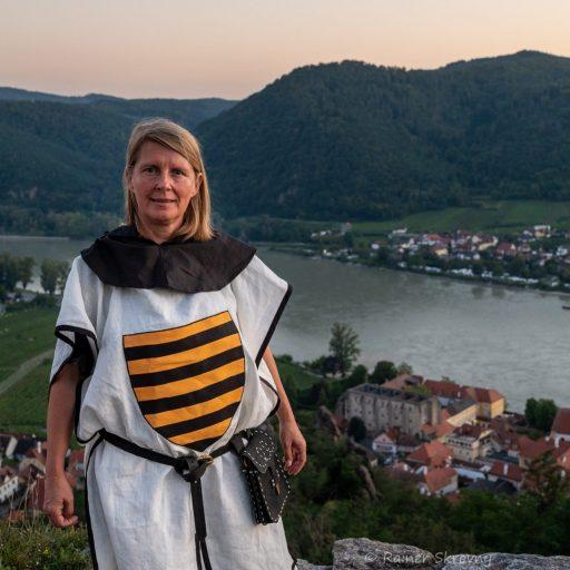 Hadmar II. von Kuenring und Richard Löwenherz