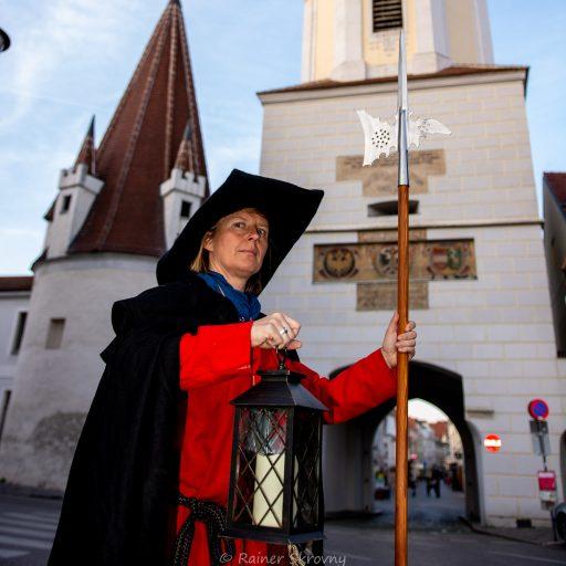Nachtwächter in Krems