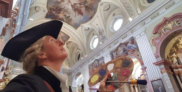 Barocke Kunst in Krems