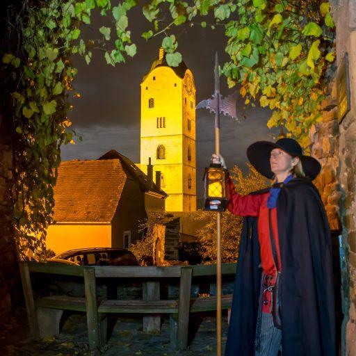 Nachtwächter in Stein an der Donau